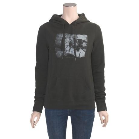 DC Shoes Cimmaron Pullover Hoodie Sweatshirt (For Women)