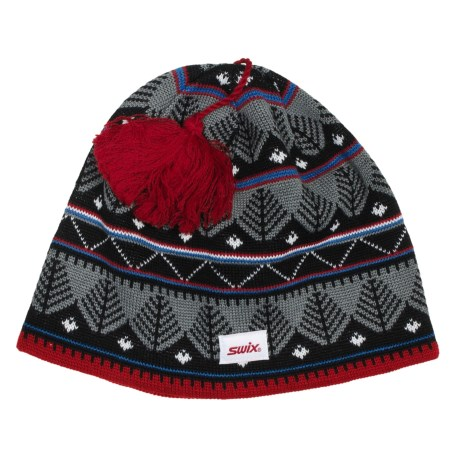 Swix Marten Beanie Hat (For Men and Women)