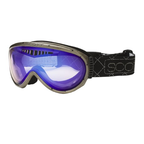 SCOTT Sports Scott Storm OTG Winter Sport Goggles - Illuminator Lens