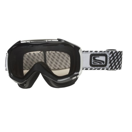 SCOTT Broker Snowsport Goggles - Nl-32 Black Chrome Lens