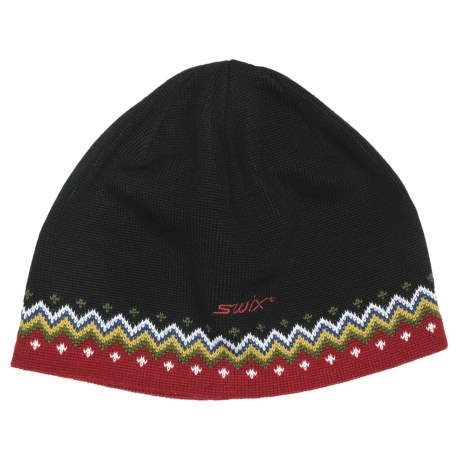 Swix Logan Beanie Hat (For Men and Women)