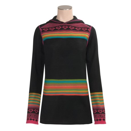 Obermeyer Carina Hooded Sweater (For Women)