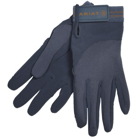 Ariat Tek Grip Riding Gloves (For Women)