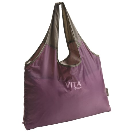 Chicobag Vita Packable rePETe Tote Bag