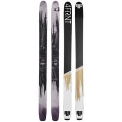 4FRNT EHP Alpine Skis