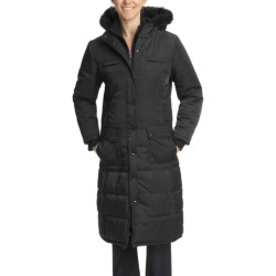 Excelled Quilted Puffer Parka (For Women)