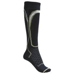 Lorpen Light Ski Socks - Merino Wool (For Women)