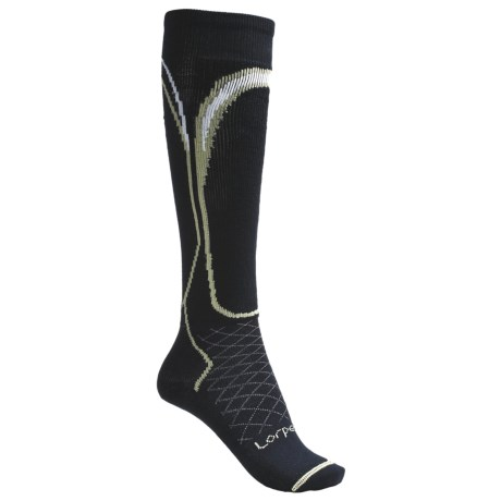 Lorpen Light Ski Socks - Merino Wool (For Women)