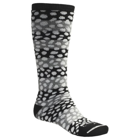 Lorpen Snowboard Socks - Merino Wool, Midweight, Over-the-Calf (For Men and Women)