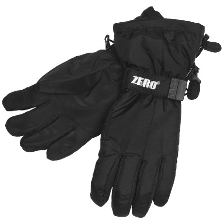 Zero The Shadow Gloves - Waterproof, Insulated (For Women)