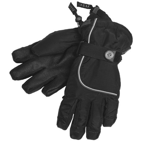 Zero U-Turn Gloves - Waterproof, Insulated (For Women)