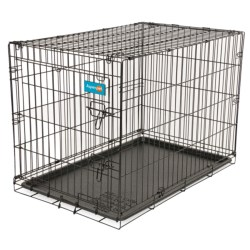 Petmate Home Training Kennel with Floor Mat - 34""