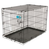 Petmate Home Training Kennel with Floor Mat - 30""