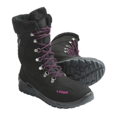 Lowa Lola Gore-Tex® Hi Hiking Boots - Waterproof, Insulated (For Girls)