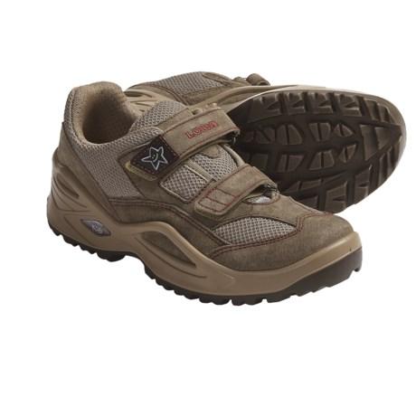 Lowa Jill Mesh Lo Hiking Shoes (For Girls)