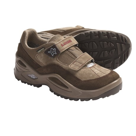 Lowa Jill Gore-Tex® Lo Hiking Shoes - Waterproof (For Girls)