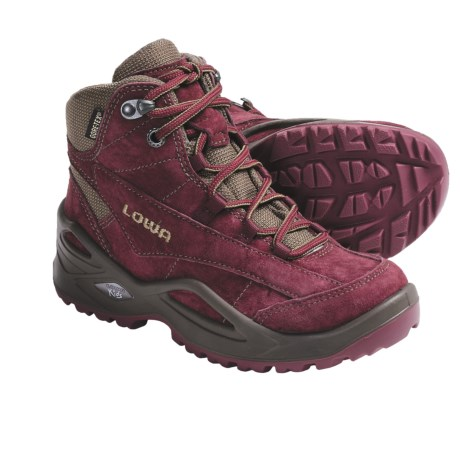 Lowa Frankie Gore-Tex® Mid Hiking Boots - Waterproof (For Kids)