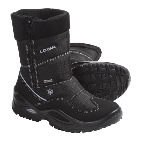 Lowa Fabi Gore-Tex® Hi Snow Boots - Waterproof, Insulated (For Youth)