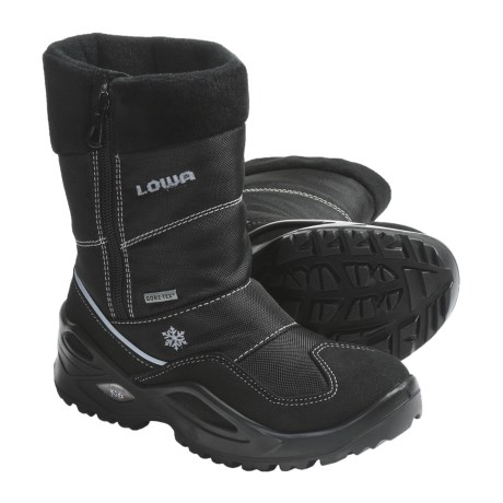 Lowa Fabi Gore-Tex® Hi Snow Boots - Waterproof, Insulated (For Kids)