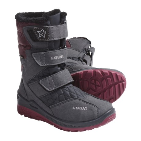 Lowa Eva Gore-Tex® Hi Boots - Waterproof (For Kids)