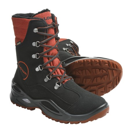 Lowa Chris Gore-Tex® Hi Hiking Boots - Waterproof, Insulated (For Youth)