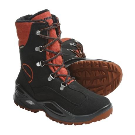 Lowa Chris Gore-Tex® Hi Hiking Boots - Waterproof, Insulated (For Kids)