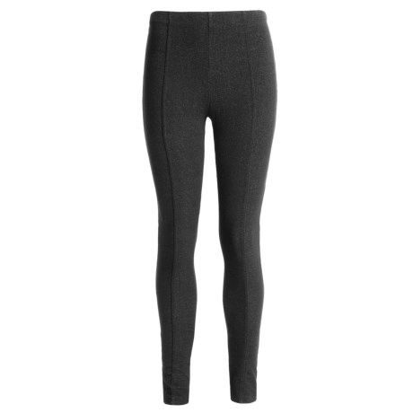 Sno Skins Denim Knit Leggings (For Women)