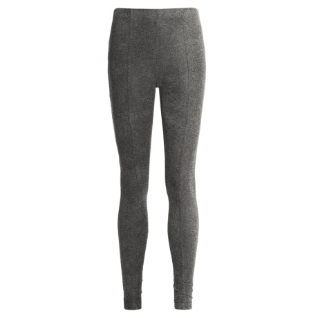Sno Skins Stretch Faux-Suede Leggings (For Women)