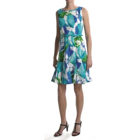 Chetta B Summer Dress - Stretch Cotton, Sleeveless (For Women)