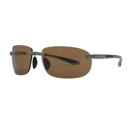 Serengeti Cielo Sunglasses - Polarized, Photochromic, Polar PhD Lenses