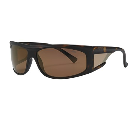 Bolle Spinner Sunglasses - Polarized, Marine Mirror Lenses