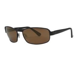 Bolle Malcolm Sunglasses - Polarized, Mirror Lenses