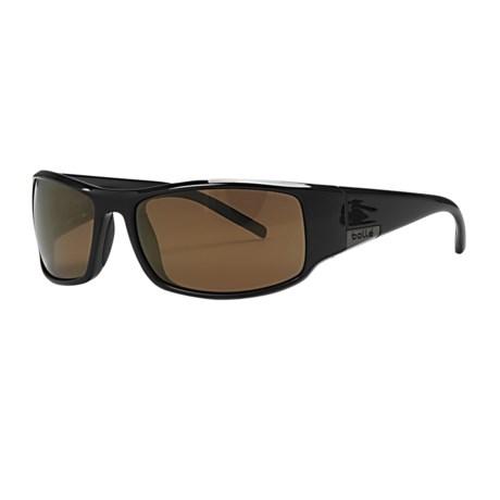 Bolle King Sunglasses - Polarized, Mirror Lenses
