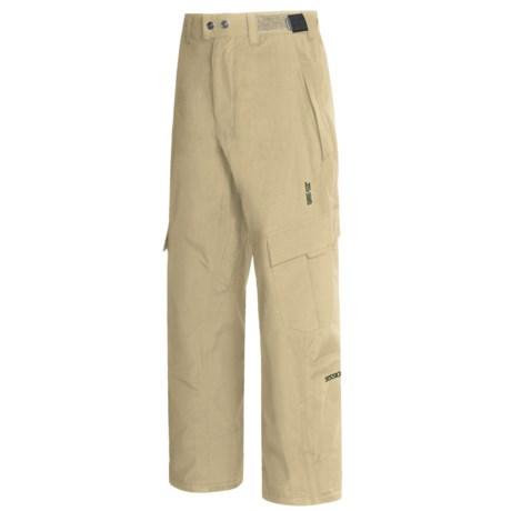 Sessions Tex Gore-Tex® Snowboard Pants (For Men)