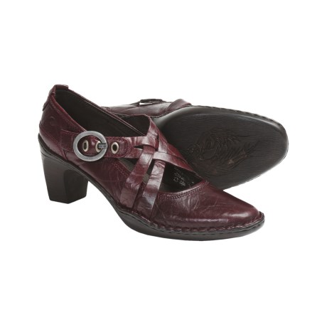 Josef Seibel Kendall Buckle Pumps (For Women)