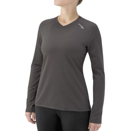 Saucony Evolution Shirt - Long Sleeve (For Women)