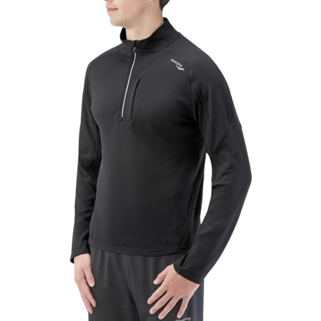 Saucony Optimal Sport Shirt - Long Sleeve (For Men)