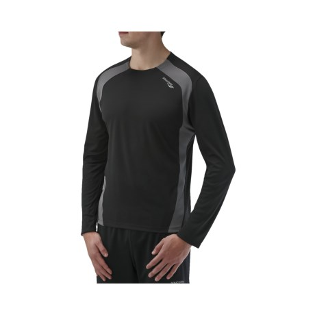 Saucony Inferno Shirt - UPF 40-50+, Recycled Materials, Long Sleeve (For Men)