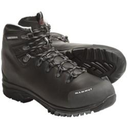 Mammut Kootenay 5 Hiking Boots - Leather (For Women)