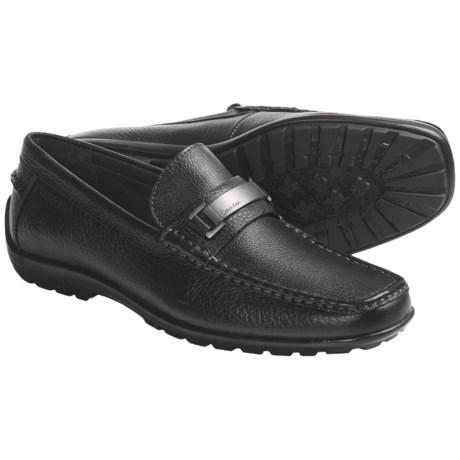 Calvin Klein Hewett Shoes - Leather, Slip-Ons (For Men)