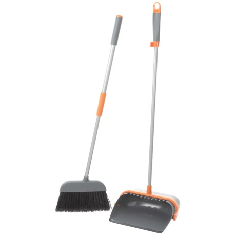 Casabella Clean Clean Compact Upright Sweep Set