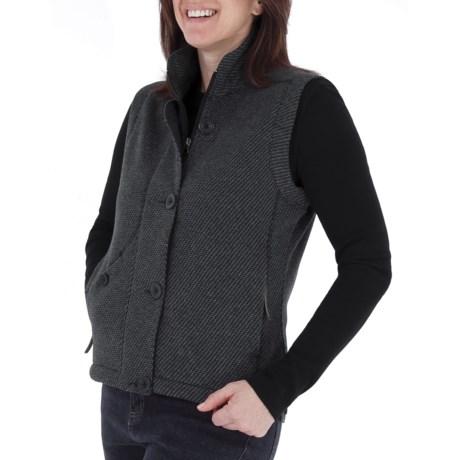 Royal Robbins Soho Houndstooth Vest - Fleece (For Women)