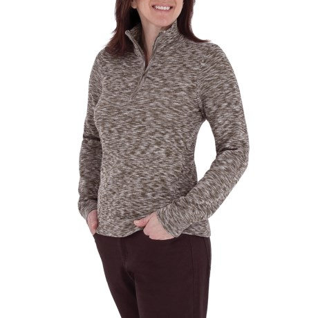 Royal Robbins Painted Sky Pullover Sweater - Zip Neck (For Women)