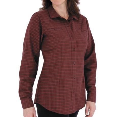 Royal Robbins Izzi Shirt - UPF 30+, Long Sleeve (For Women)