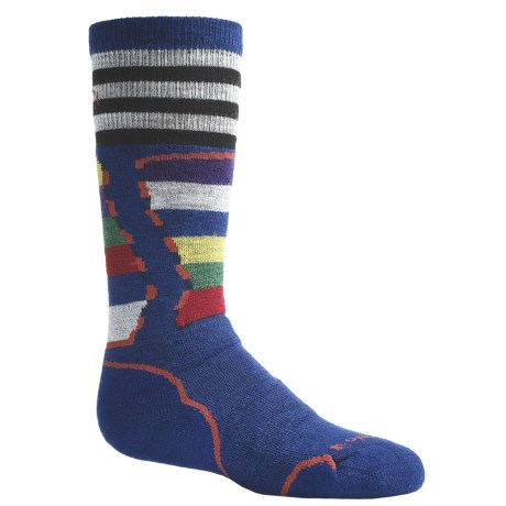 SmartWool Snowboard Socks - Merino Wool, Over-the-Calf (For Kids and Youth)