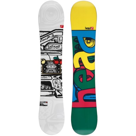 Head She's Good Flamba Snowboard (For Women)