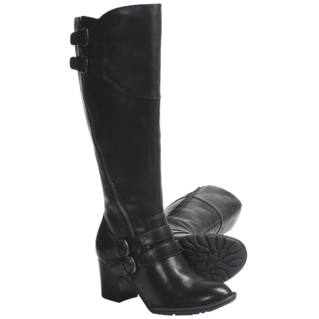 Born Milari Boots - Leather, Side Zip (For Women)