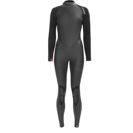 Camaro Lipstick Wetsuit - 4/3/2mm (For Women)