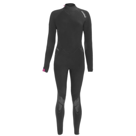 Camaro Lipstick Superelastic Wetsuit - 5/4/2mm (For Women)
