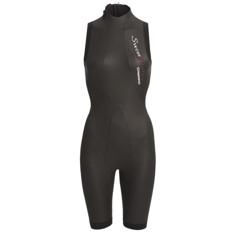 Camaro Swimshorty Mono Wetsuit - 2mm (For Women)